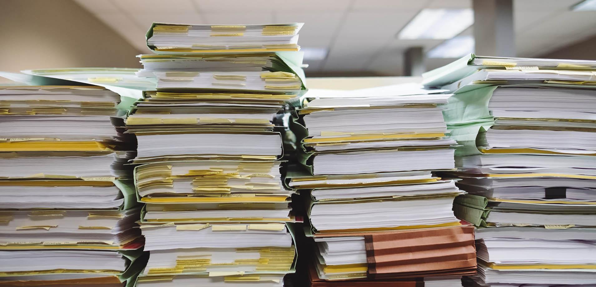 Oversikt over papirarbeid for selskapseiere